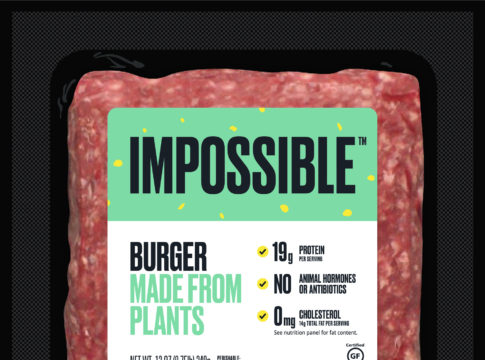 Image credit: Impossible Foods